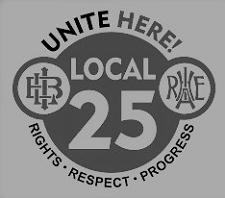 UNITE HERE Local 25